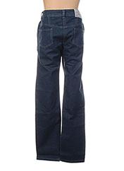 Jeans coupe slim bleu BECKARO pour fille seconde vue
