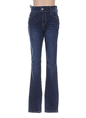 Jeans skinny bleu TEDDY SMITH pour fille seconde vue
