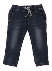 Jeans coupe slim gris 3 POMMES pour garçon seconde vue