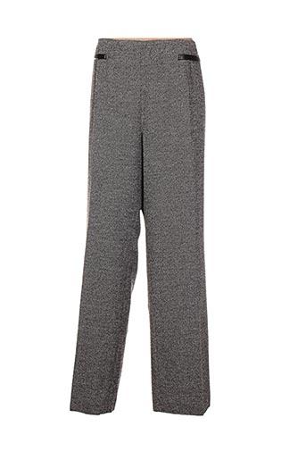 Pantalon chic gris GERARD PASQUIER pour femme