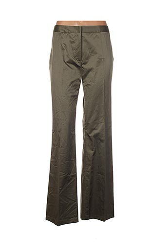 Soldes Modz 1305848 Vert00 Couleur De Pas En Pantalons Casual Benetton Vert Cher mn80wvN