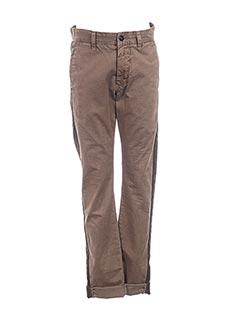 Pantalon casual marron CLOSED pour femme