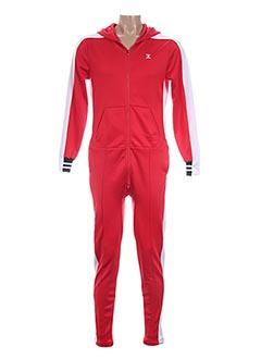 Combi-pantalon rouge ONEPIECE pour homme