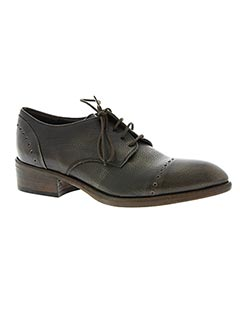 Derbies marron FRUIT pour femme