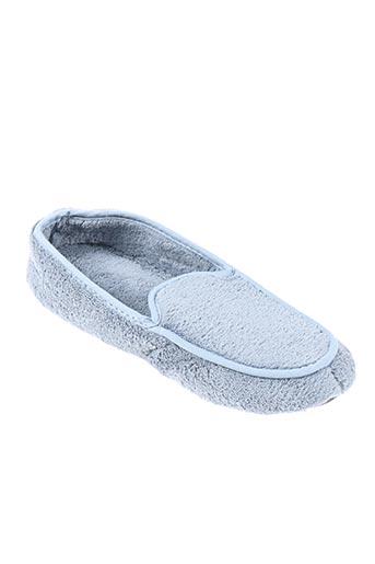 quartem chaussures femme de couleur bleu