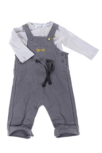 Top/pantalon gris MARESE pour garçon