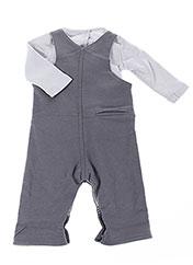 Top/pantalon gris MARESE pour garçon seconde vue