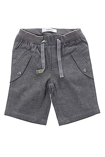 Bermuda gris MARESE pour garçon