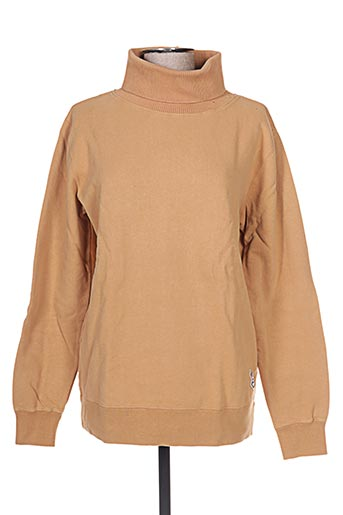 Sweat-shirt marron FRENCH DISORDER pour homme
