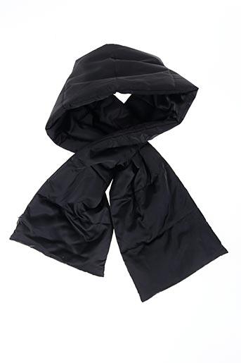 Echarpe noir PERSONA BY MARINA RINALDI pour femme