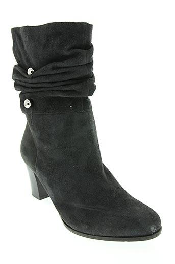 matilda chaussures femme de couleur gris