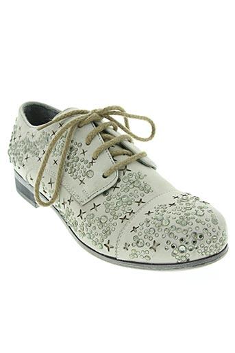 mimmu chaussures femme de couleur gris