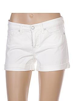 Produit-Shorts / Bermudas-Femme-GANT