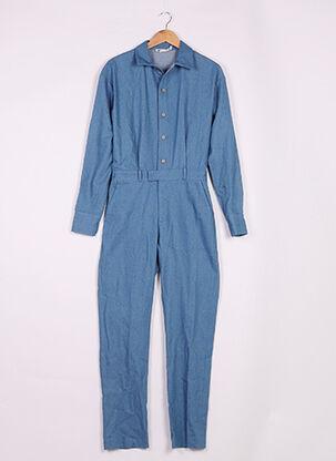 Combi-pantalon bleu LAURY THILLEMAN pour femme