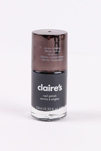 Maquillage noir CLAIRE'S pour femme