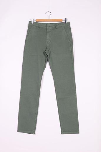 Pantalon casual vert AMERICAN VINTAGE pour homme