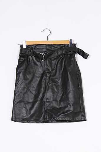 Jupe courte noir CACHE CACHE pour femme