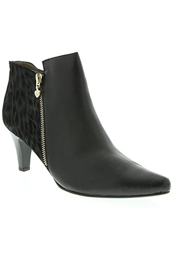 Bottines/Boots noir SWEET pour femme