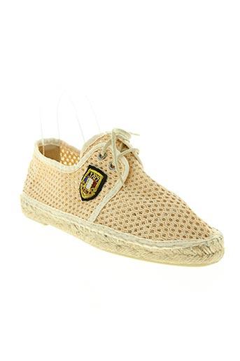 1789 cala chaussures femme de couleur beige