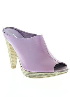 Mules/Sabots violet PIETRO BIANCHI pour femme