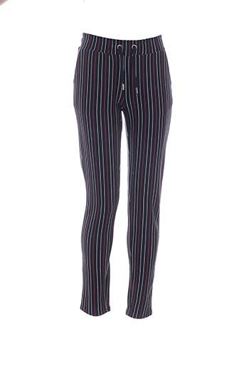 Pantalon casual bleu GARCIA pour fille