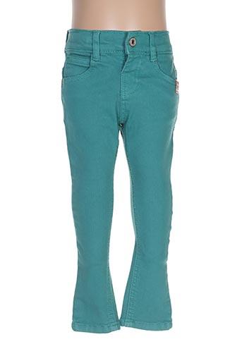 Pantalon casual vert 3 POMMES pour garçon