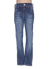 Jeans coupe slim bleu LEVIS pour garçon seconde vue