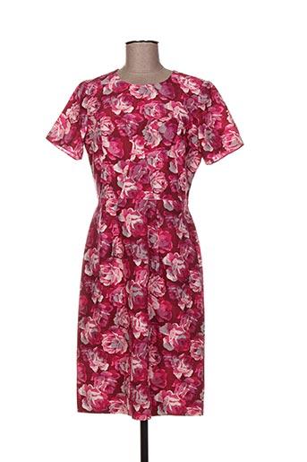 Robe mi-longue rose ARMAND VENTILO pour femme