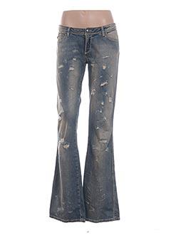 Jeans bootcut bleu JUST CAVALLI pour femme