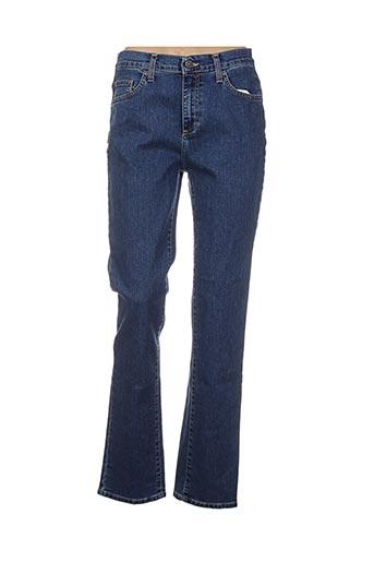 Jeans coupe slim bleu HOLIDAY pour femme