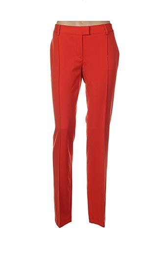 Pantalon chic orange PAUL & JOE pour femme