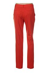 Pantalon chic orange PAUL & JOE pour femme seconde vue