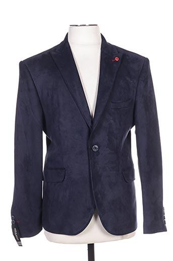 Veste chic / Blazer bleu CIPO & BAXX pour homme