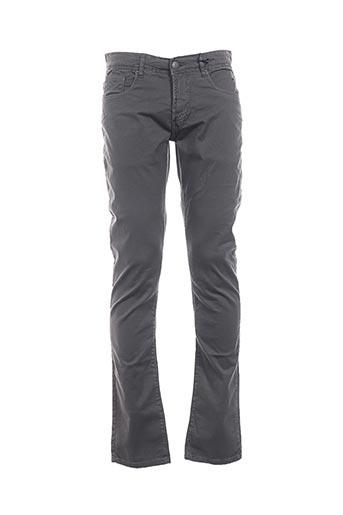 Pantalon casual marron BIAGGIO pour homme