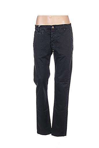 Pantalon casual noir BIAGGIO pour femme