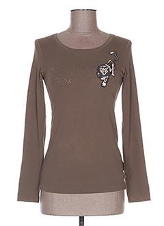 Produit-T-shirts-Femme-MARC CAIN
