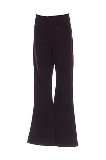 Pantalon casual violet CHIPIE pour fille