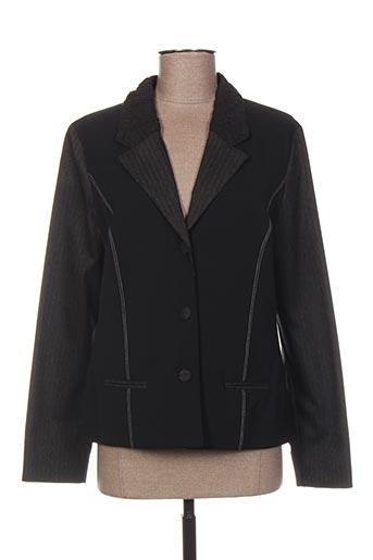 Veste casual noir ROSA ROSAM pour femme