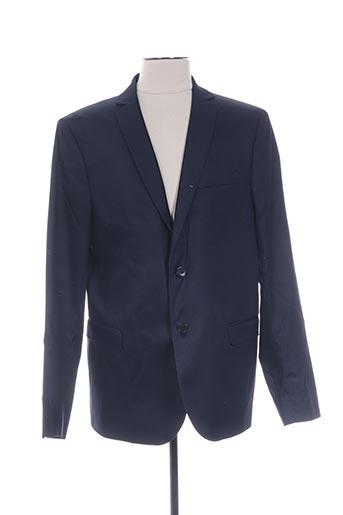 Veste chic / Blazer bleu IKKS pour homme