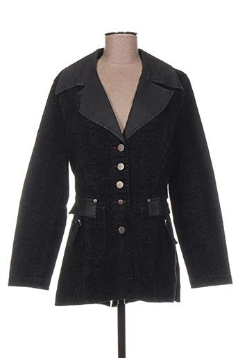 Veste chic / Blazer noir MYBO pour femme