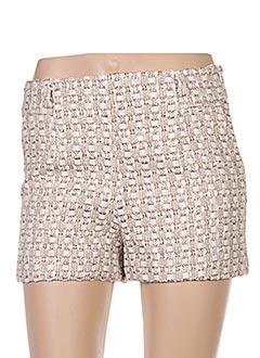 Produit-Shorts / Bermudas-Femme-SEE U SOON