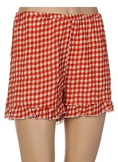 Produit-Shorts / Bermudas-Femme-AMERICAN VINTAGE