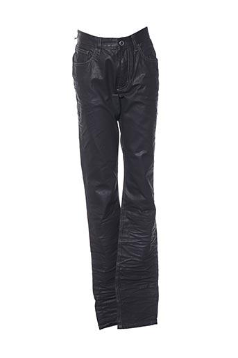 Jeans coupe droite gris TEDDY SMITH pour garçon