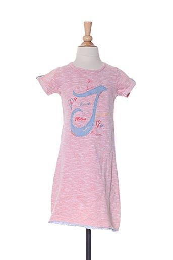 Robe mi-longue rose JN-JOY pour fille