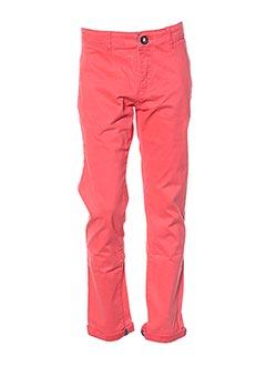Pantalon casual orange NUKUTAVAKE pour garçon