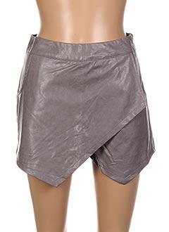 Produit-Shorts / Bermudas-Femme-L&L