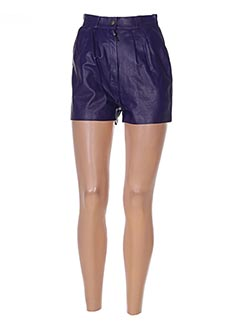Produit-Shorts / Bermudas-Femme-PAP KIK