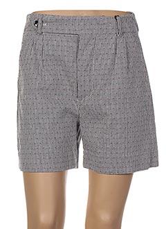 Produit-Shorts / Bermudas-Femme-TRUE TRADITION