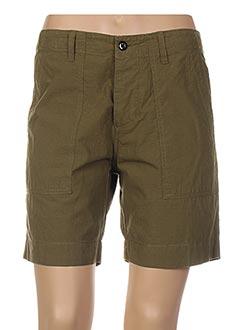 Produit-Shorts / Bermudas-Femme-BELLEROSE