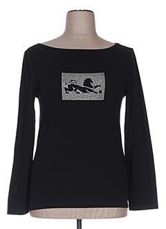 Produit-T-shirts-Femme-BRUNO SAINT HILAIRE